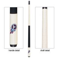 Tennessee Titans NFL Billiards Cue Stick