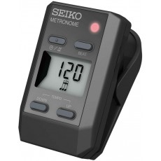 Seiko DM51 Sports Metronome with Clip