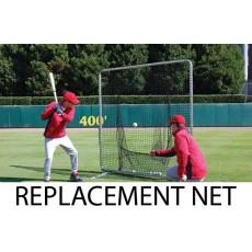 Batting Practice REPLACEMENT SOCK NET, 7' x 7'