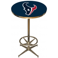 Houston Texans NFL Pub Table