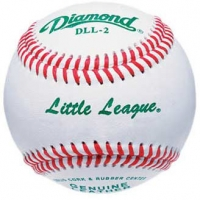 Diamond DLL-2 Little League Practice Baseballs, dz