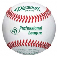 Diamond D1-PRO Professional League Baseballs, dz