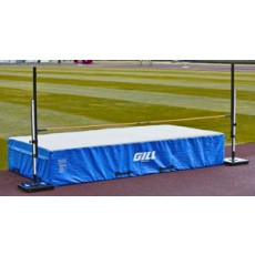 "Gill Essentials NFHS High Jump Landing Pit Valuepack 16'Lx8'Wx24""H, VP405"