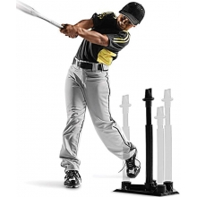 SKLZ 5-Position Brush Batting Tee