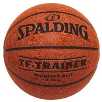 Spalding TF-Trainer Weighted Basketball, 3 lb, MEN'S, 29.5""