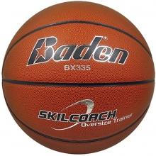 "Baden BX335 Skilcoach Oversize Composite Training Basketball, 35"" Circ."