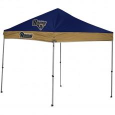 Los Angeles Rams NFL 9x9 Straight Leg Canopy