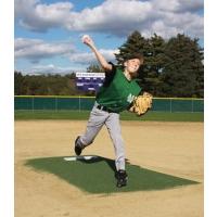 """Promounds MP3003G Major League Game Baseball Mound, GREEN, 8'3""""L x 5'W x 6""""H"""
