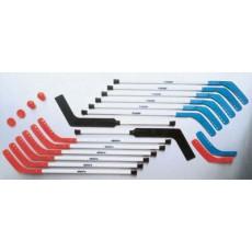 Shield 895 Deluxe Pack Floor Hockey Stick Set