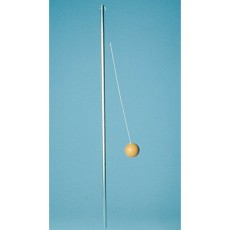 Jaypro One-Piece Semi-Permanent/Permanent Tetherball Pole