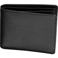 Rawlings Black Leather Wallet