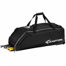 "Easton Wheeled Catcher's Equipment Bag, E610W, 36""Lx14.5""Wx12""H"