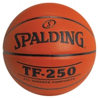 Spalding TF-250 Basketball, WOMEN'S & YOUTH, 28.5""
