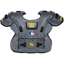 Wilson Pro Platinum Umpire Chest Protector, WTA3215 CHA