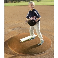 "Portolite 6""H Stride-Off Mound, Clay"
