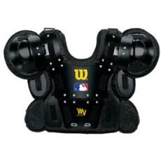 Wilson Pro Gold Umpire Chest Protector, WTA3210 BLA