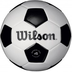 Wilson Traditional Soccer Ball, SIZE 4