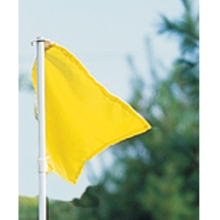 Gill 967 Cross Country Directional Flag, YELLOW