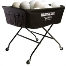 Tandem Sport Colossal Volleyball Ball Cart