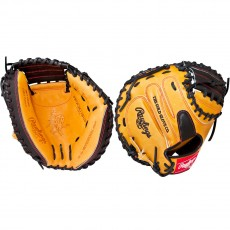 Rawlings PROCM33BUB Heart of the Hide Catcher's Mitt, 33""