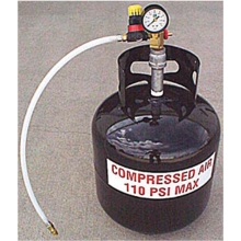 Air Power Pack for Scotsman Paint Striping Machine