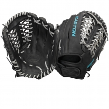 "Easton 12"" Core Pro Fastpitch Glove, COREFP 1200BKGY"