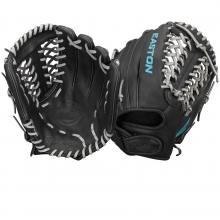 "Easton COREFP 1200BKGY Core Pro Fastpitch Glove, 12"""