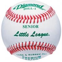 Diamond DSLL-1 Senior Little League Baseballs, dz