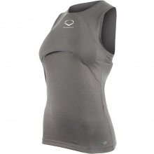 EVOSHIELD Women's/Girl's Racerback Chest Guard