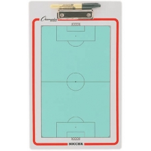 Champion Soccer Dry-Erase Coaching Board