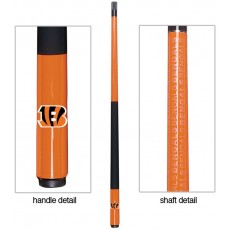 Cincinnati Bengals NFL Billiards Cue Stick
