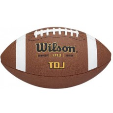 Wilson TDJ Official Composite Football, age 9-12