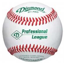 Diamond D1-PRO Professional League Baseballs, dz