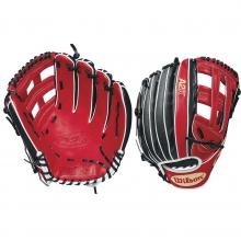"Wilson A2K WTA2KRB18MB50GM Mookie Betts Game Model Baseball Glove,12.75"""