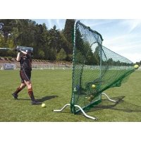 Jugs S2011 Square Screen w/ Sock Batting Practice Net