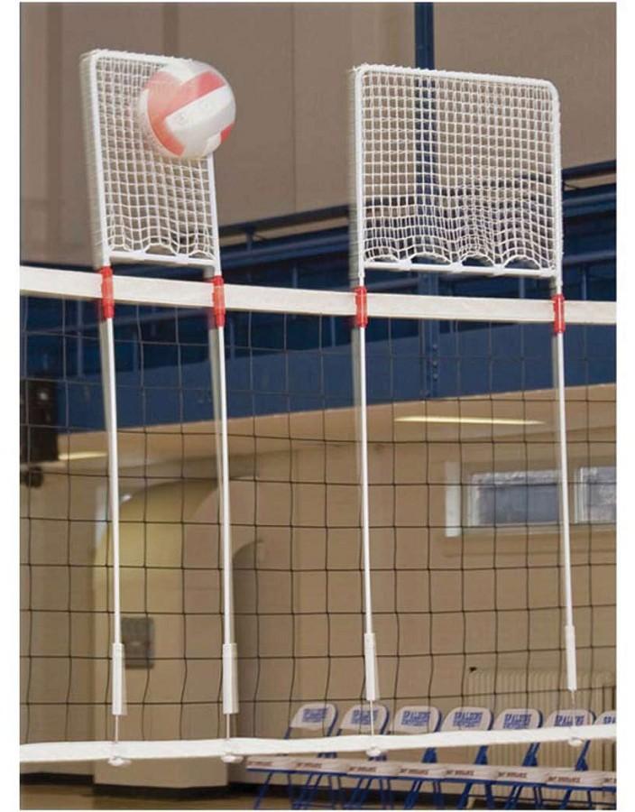 Block blaster volleyball