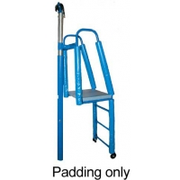 Jaypro Attached Volleyball Referee Stand PADDING