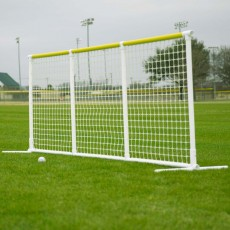 Signature Fence SportPanel w/ TechnoTip Temporary Portable Fencing