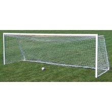 Jaypro 8' x 24' Official Portable Soccer Goals, SGP-100 (pair)