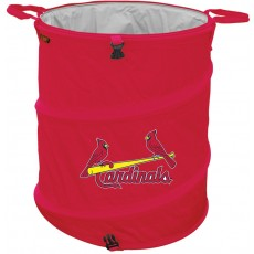 St. Louis Cardinals MLB Collapsible 3-in-1 Hamper/Cooler/Trashcan