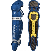 "Easton A165295 Force Catcher's Leg Guards, 16"" , ADULT , Ages 16+"