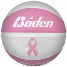 """Baden NBCF Pink Composite Basketball, WOMEN'S & YOUTH, 28.5"""""""