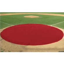 FieldSaver 30' diameter Home Plate Cover, VINYL