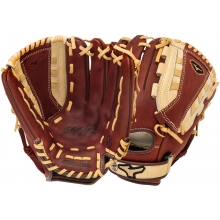 "Mizuno GMVP1250F2 MVP Fastpitch Softball Glove, 12.5"""