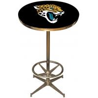 Jacksonville Jaguars NFL Pub Table