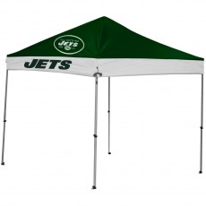 New York Jets NFL 9x9 Straight Leg Canopy