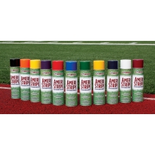Ameri-Stripe Athletic Aerosol Field Marking Turf Paint, 18oz., COLOR