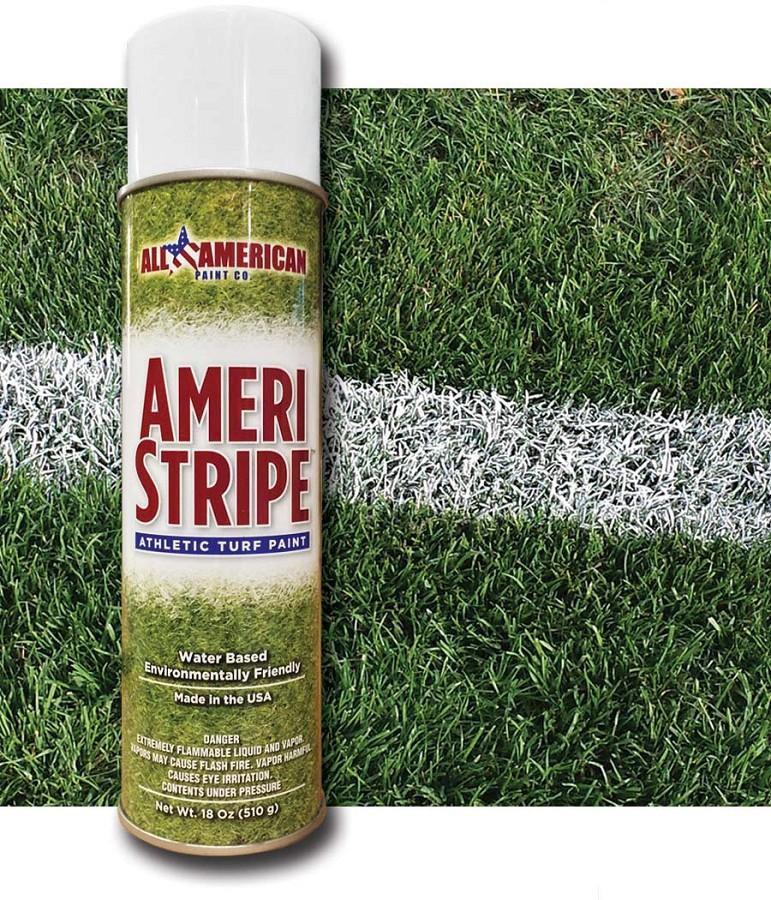 ameri stripe white aerosol grass paint anthem sports