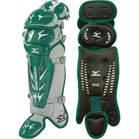 Mizuno 380200 Samurai G3 Catcher's Leg Guards, Youth, 14.5""