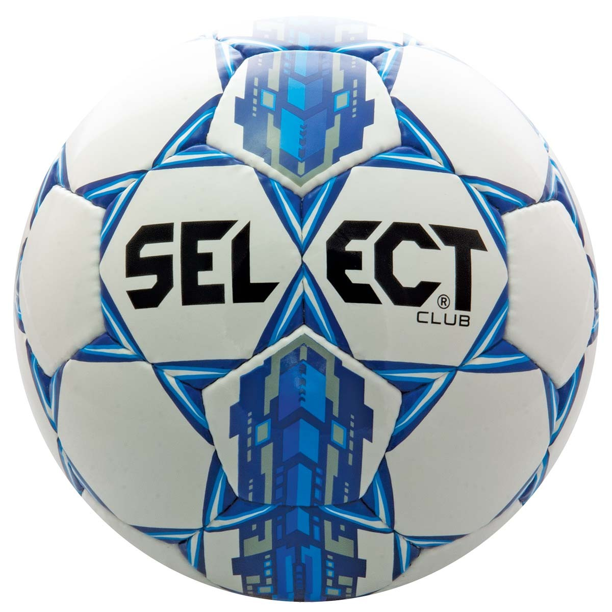Select club soccer ball royal blue size 4 for Blue select